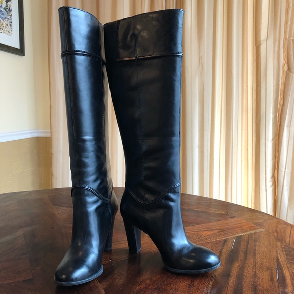 0508fac5afb NEW Enzo Angiolini Sabyl Pull On Boots Sz 6.5